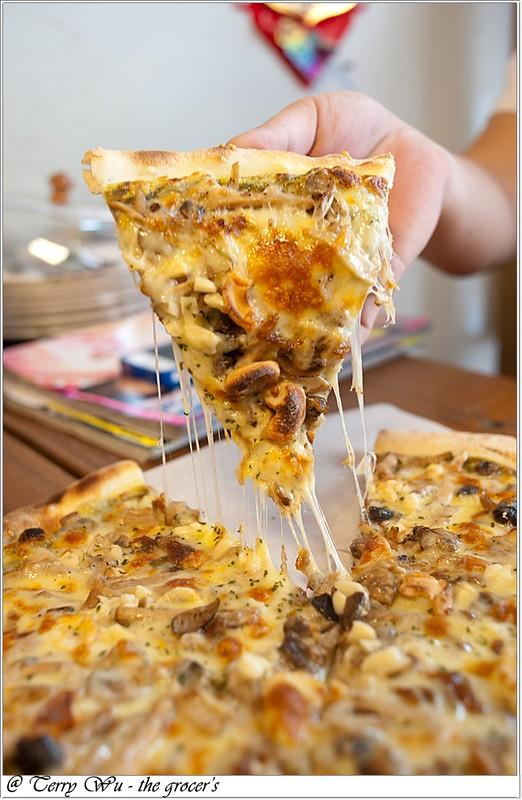 密魯手工窯烤披薩專賣   (8)