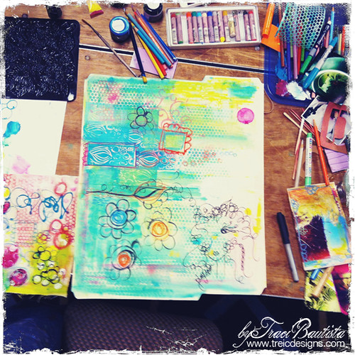 GASC_mixed media for scrapbooking_my demo
