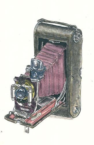 Kodac Camera Vintage