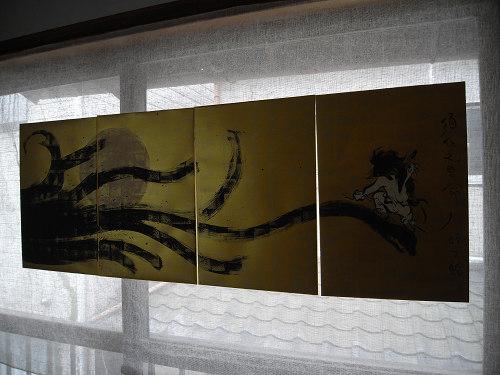 上村恭子個展「こおろこおろ」@フルコト1周年-12