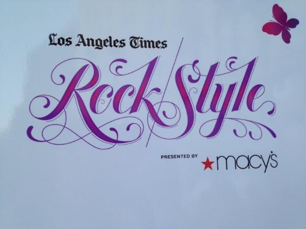 LA Times Rock Style