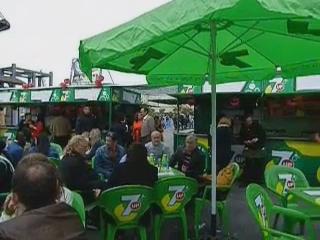 vídeo 09 Ambiente en el ferial V Feria Abril Las Palmas de Gran Canaria 2012