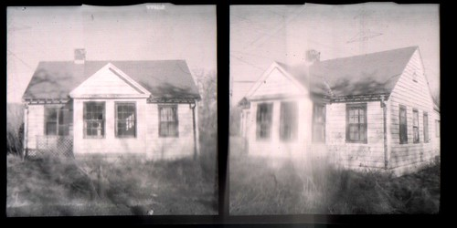 Abandoned House 2 by cool-baby