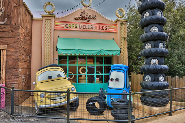 DLP April 2012 - Cars Quatre Roues Rallye