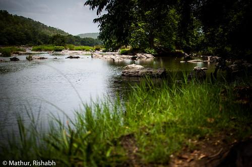 River Side Walk