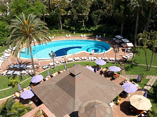 Hotel Botánico, Puerto de la Cruz, Tenerife