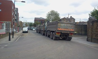 11th May Truck trafic 8