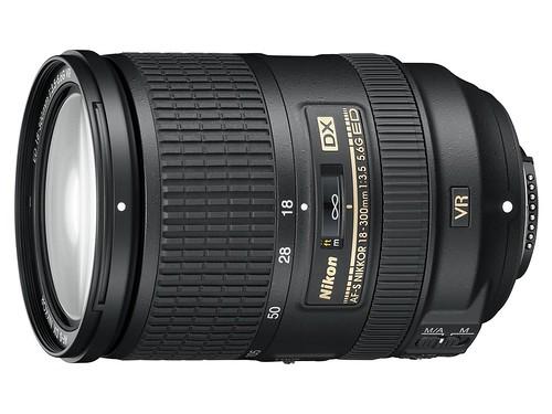 Nikon 18-300mm VR