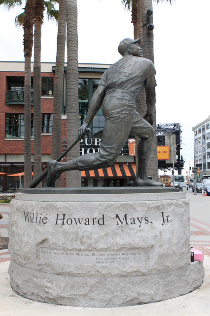 a biography of willie howard mays jr or the say hey kid About willie mays: william howard willie mays, jr is a retired american baseball player who played the majority of his career with the new york and sa.