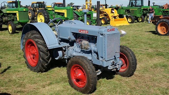 Case Model C : Case model c tractor flickr photo sharing