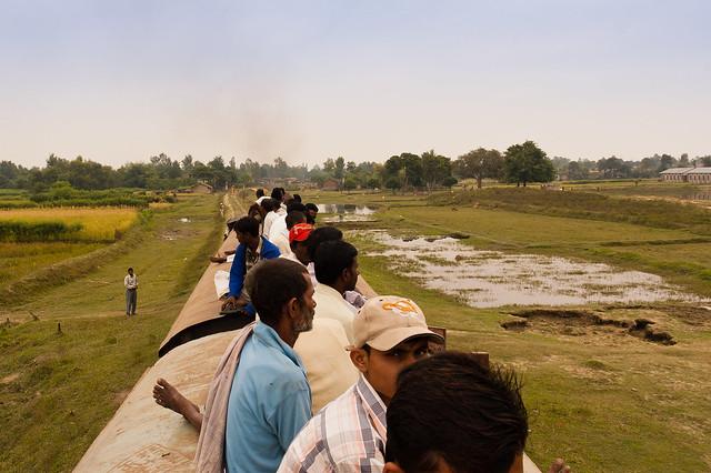 Train in Nepal (4)