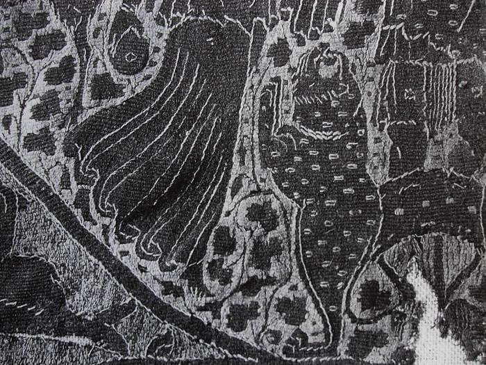 coptic detail