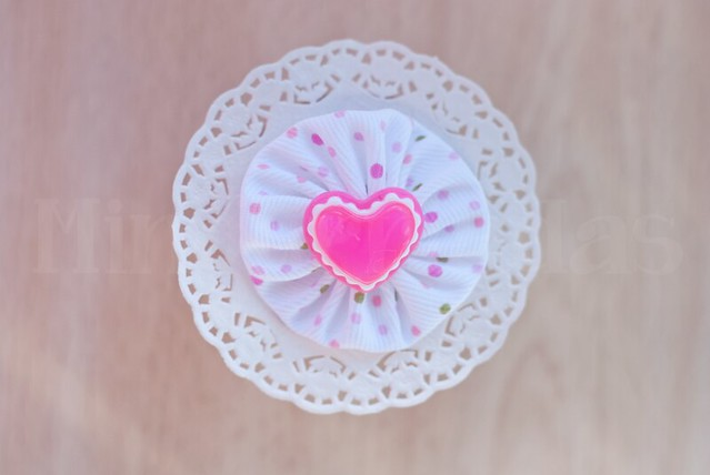 Broche Yoyo Corazon
