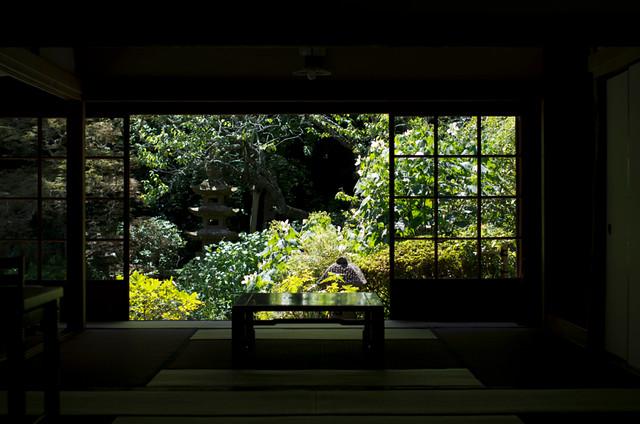 Photo:浄智寺の夏 By:yu.kleides