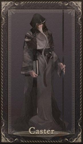 Caster阵营:魔法师,fate zero,fate系列