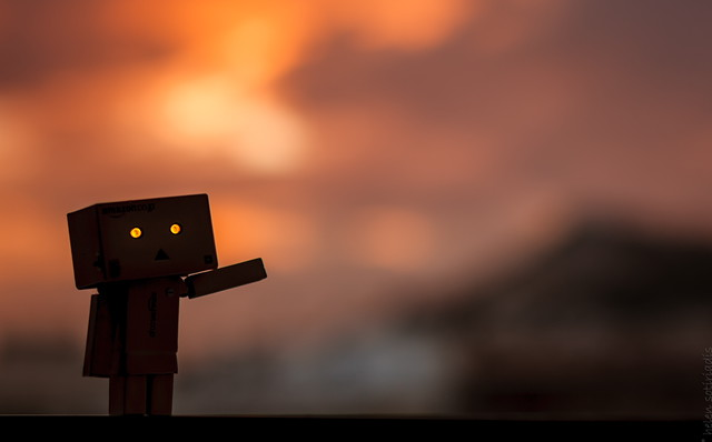 danbo didn't start the fire