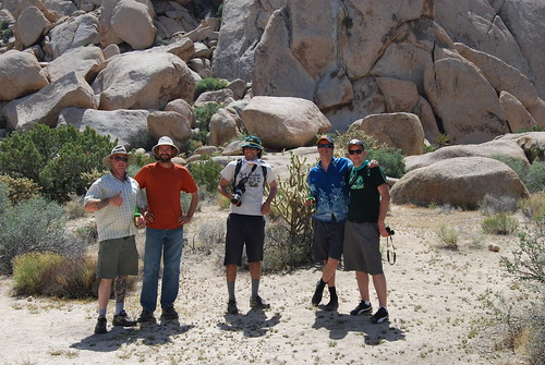Camp2: Granite Mountain. Herp Hunters group photo