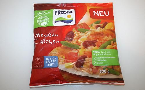 01 - Frosta Mexican Chicken - Packung vorne