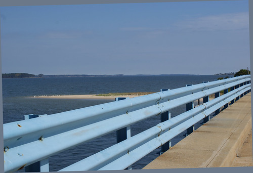 Bridge to St. George's Island