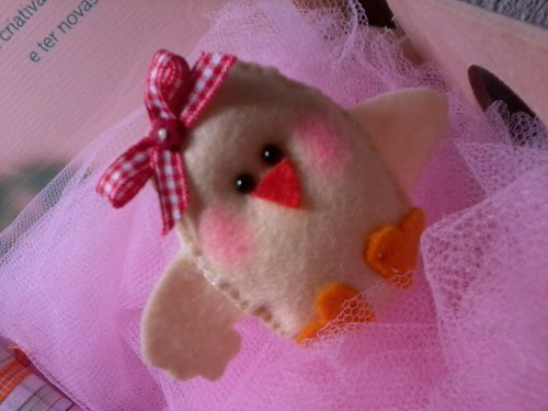 Bom dia gente, alguem viu minha mãe?!! by ♥Paninhos em forma de amor♥