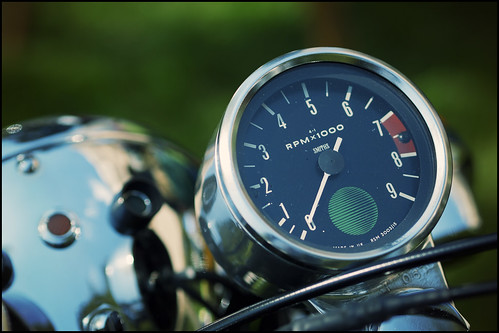 Smiths rev counter