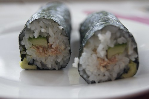 Homemade Sushi