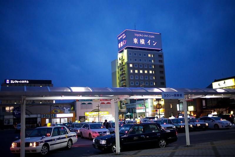 青森2012 八戸 東横イン