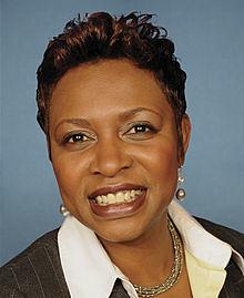 U.S. Representative Yvette Clarke D-NY (Public Domain)