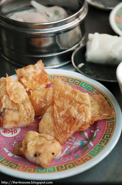 Tho Yuen - Prawn Fritters
