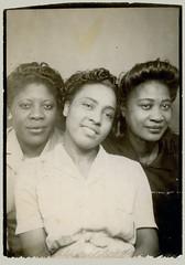 Photobooth trio