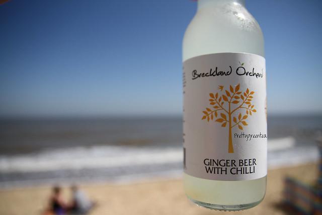 Prettygreentea drink