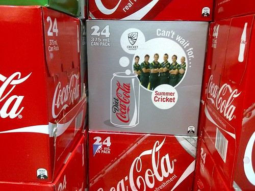 Coca-Cola Display  by hytam2
