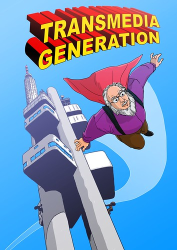 Transmedia Generation Poster by blackaller