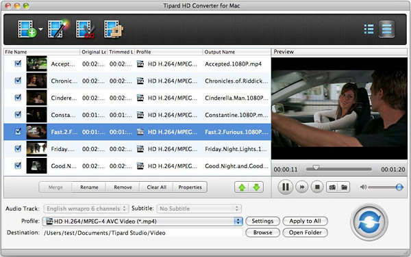 How to Convert Various HD Videos on Mac 7285676928_32ce3d07c3_z