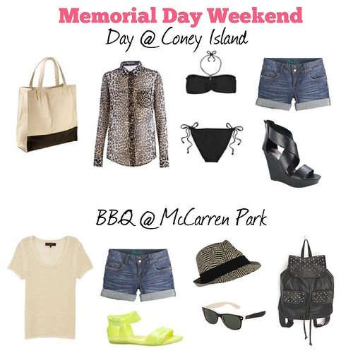 Memorial Day Brooklyn Outfit Inspiration