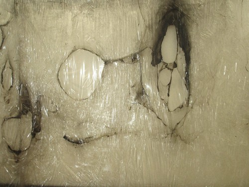 Alberto Burri 'Plastica' by hanneorla