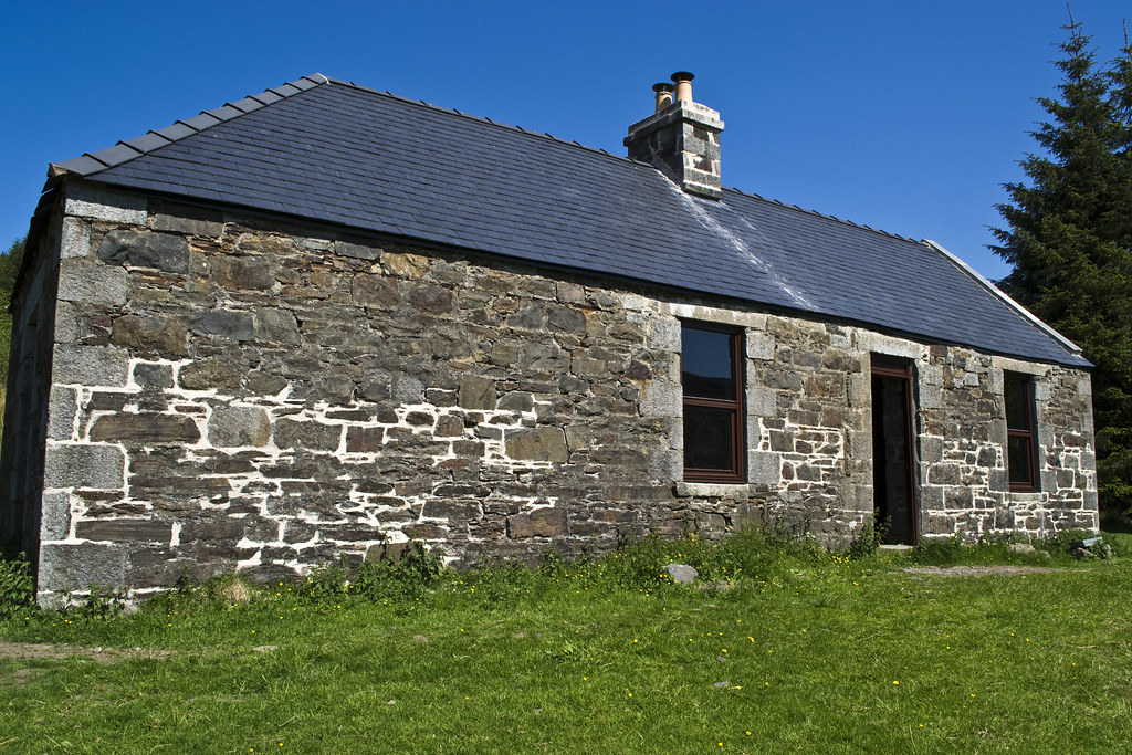 Culsharg Bothy 3 Trips Thursday