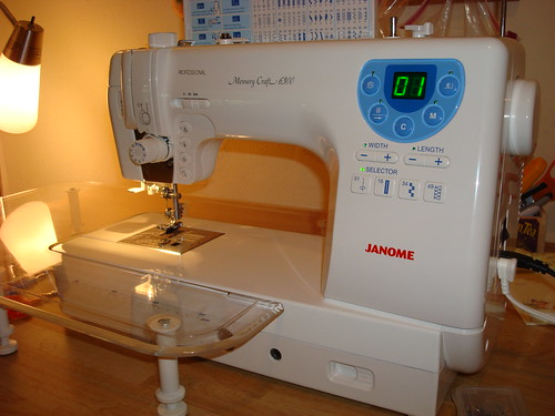 My New Janome!