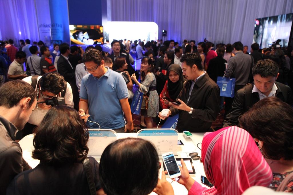 Samsung GALAXY S III Launch_Picture 9.JPG