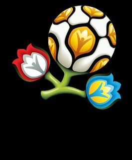 UEFA Euro 2012 logo in png