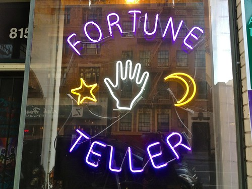 psychics and mediums