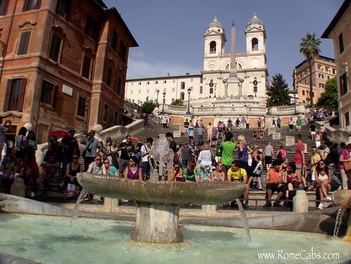 Spanish Steps (Piazza di Spagna) Rome