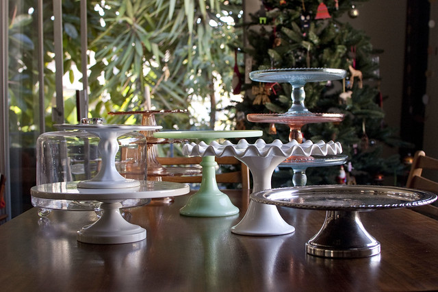 cake stands!