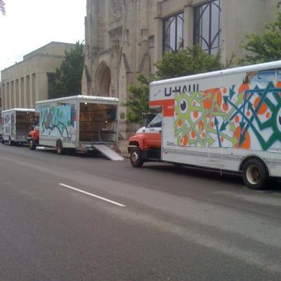 Mobile Street Creative