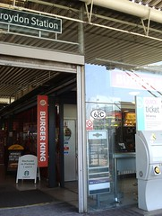 Picture of Burger King, Unit 6, East Croydon Station