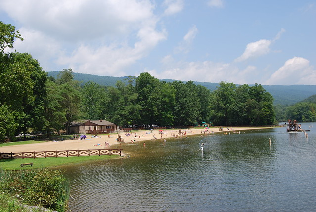 Virginia State Parks Have You Ever Lodged At Hungry Mother