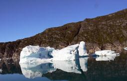 Icebergs. Foto: Años Luz.