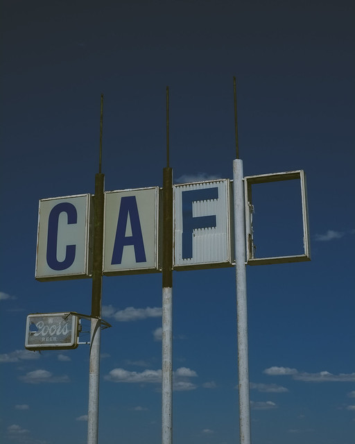 CAFE. CO, USA