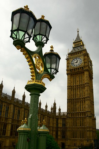 Palace of Westminster - Clock Tower