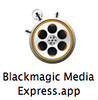 Blackmagic Media Express icon